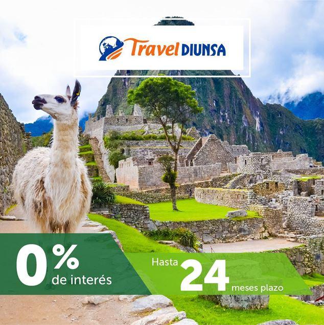 Foto de 0% de interés - Travel Diunsa
