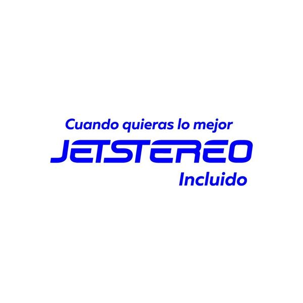 Foto de JETSTEREO  - EXTRAFINANCIAMIENTO 0%
