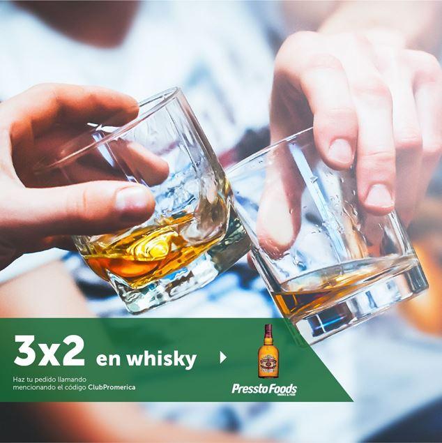 Foto de 3x2 en Whisky en Pressto Foods
