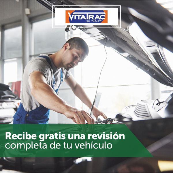 Foto de Revisión completa a tu vehículo GRATIS