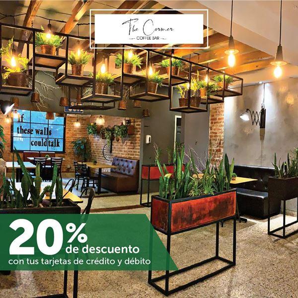 Foto de 20% de descuento en The Coffee Corner