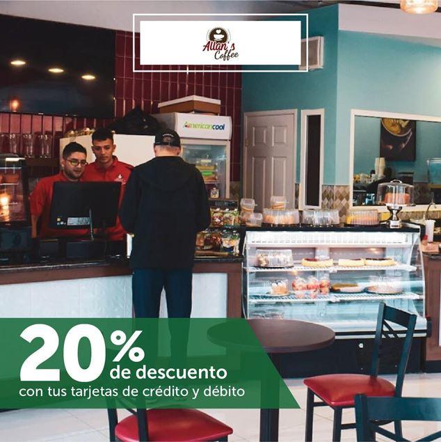 Foto de 20% de descuento en Allan's Coffee