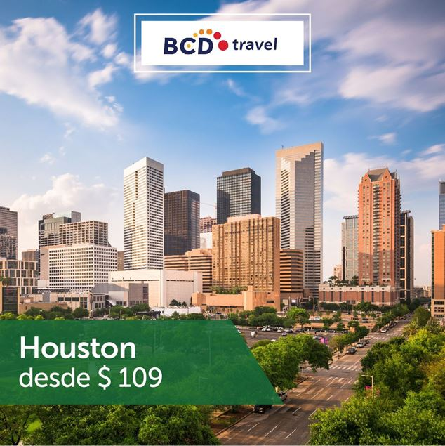 Foto de Houston desde $109 - BCD Travel