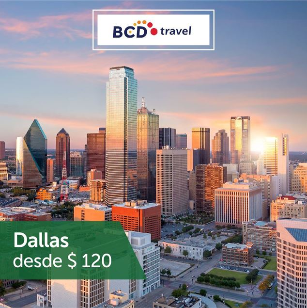 Foto de Dallas desde $120 - BCD Travel