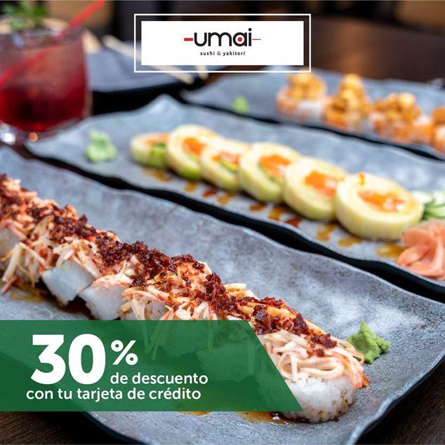 Foto de 30% de descuento en UMAI Sushi