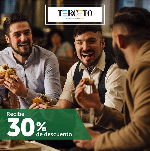 Foto de 30% de descuento en Terceto