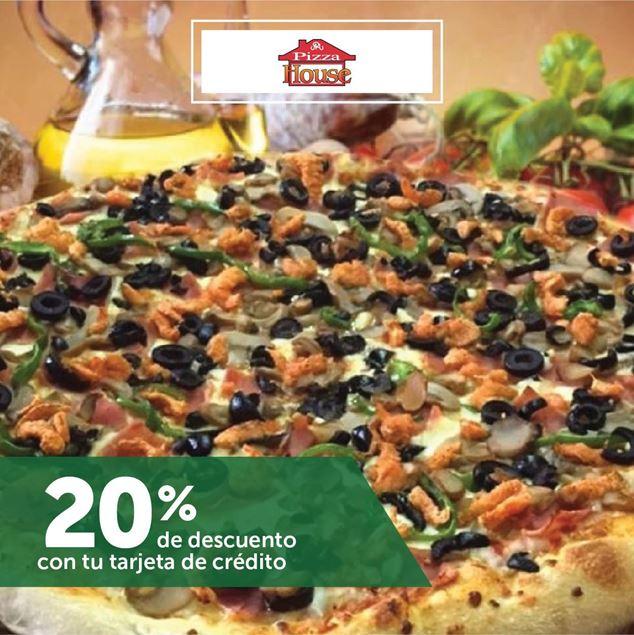 Foto de 20% de descuento en Pizza House