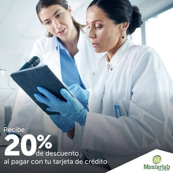 Foto de 20% de descuento en MasterLab