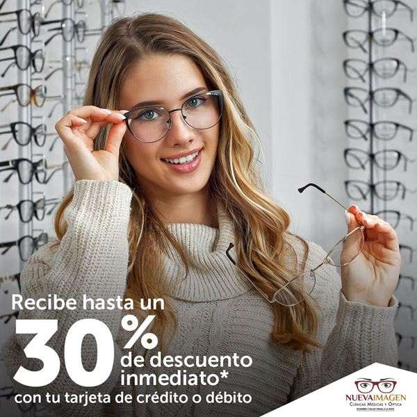 Foto de 30% de descuento en  Óptica Nueva Imagen