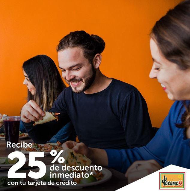 Foto de 25% de descuento en TacoMax