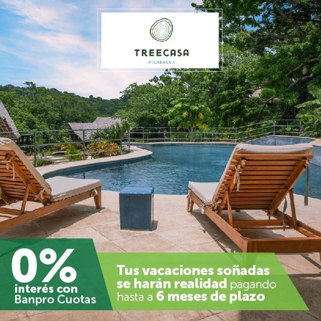 Foto de Tus vacaciones soñadas págalas hasta a 6 meses de plazo en TREECASA