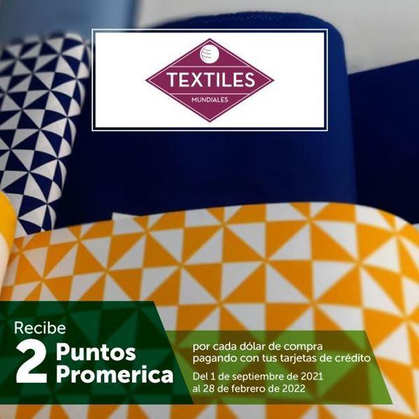 Foto de Promoción Textiles Mundiales