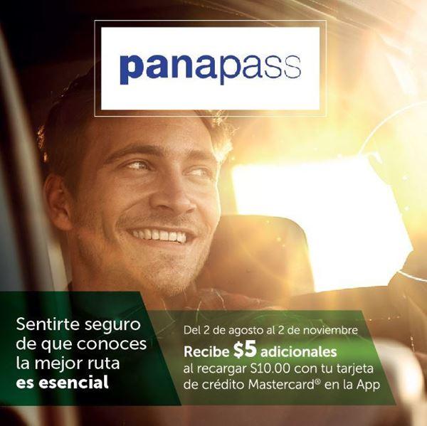 Foto de Promoción Panapass- Mastercard