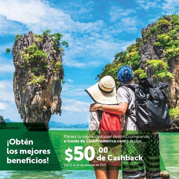 Foto de VISA- Club Promerica Sección  viajes